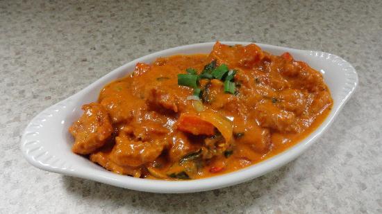 Sai Ram Indian Cuisine: Chicken 65 (Gravy)