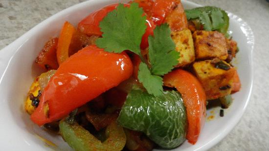 Sai Ram Indian Cuisine: Chili Paneer