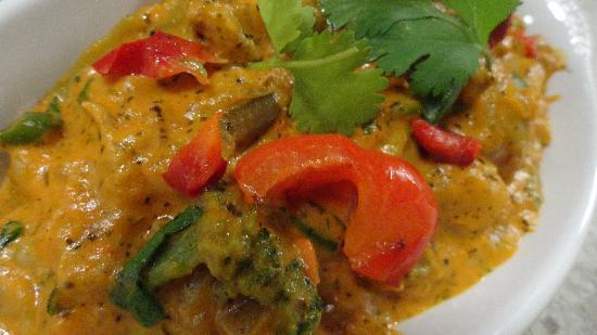 Sai Ram Indian Cuisine: Veg Masala