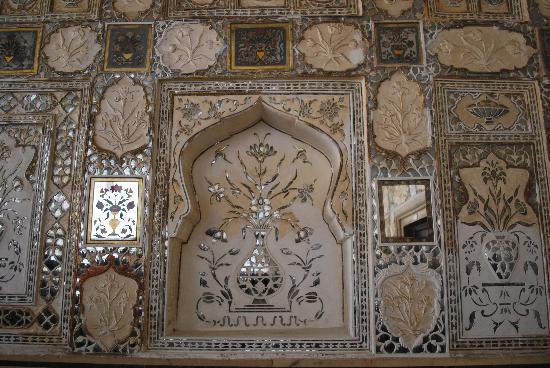 Forteresse et palais d'Amber: mirrors