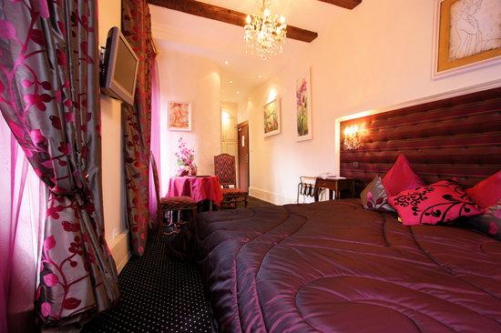 Hostellerie le Marechal : Chambre Strawinski