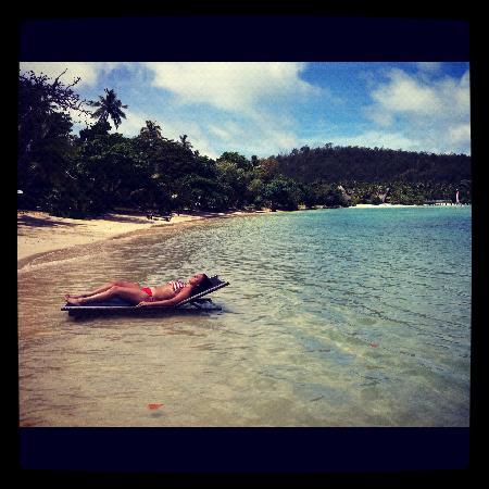 Likuliku Lagoon Resort: Paradise!