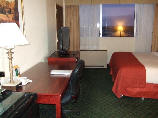 Holiday Inn Winnipeg South: The room