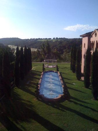 Fairmont Grand Del Mar: Just like Tuscany