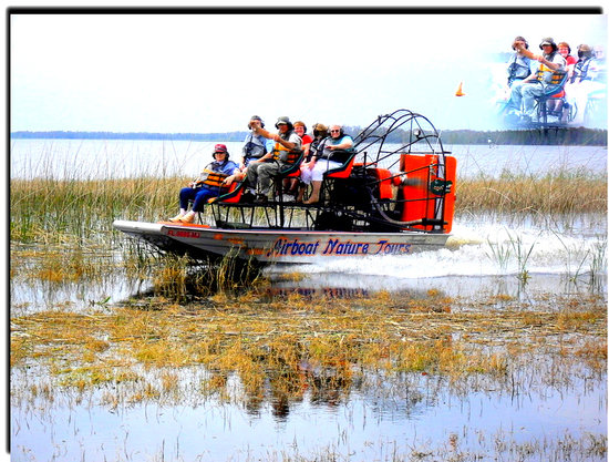 ‪Alligator's Unlimited  Airboat Nature Tours‬