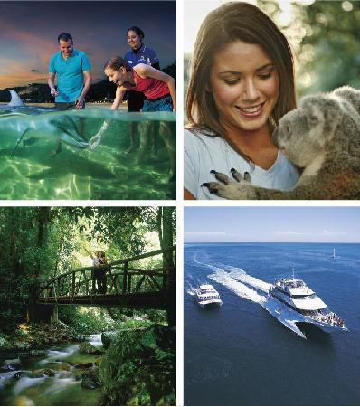 JPT Tour Group: For the best in Australian Day Tours see Brisbane, the Gold Coast, Byron Bay, Tangalooma and the