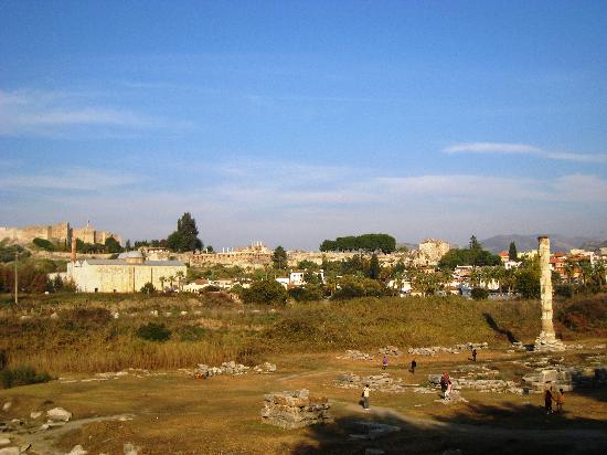 Jimmy's Place: Mosque, St. John's Church, Temple of Artemis