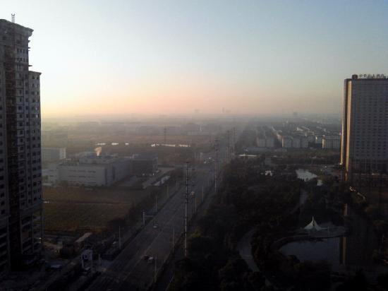 Courtyard Kunshan: 部屋からの眺め