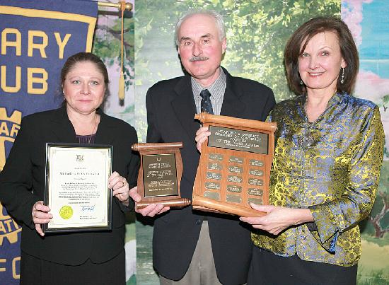 Millhollow Bed & Breakfast: Meaford Chamber of Commerce 2010 Tourism Award