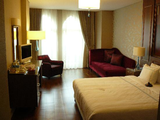 Neorion Hotel: Room 502