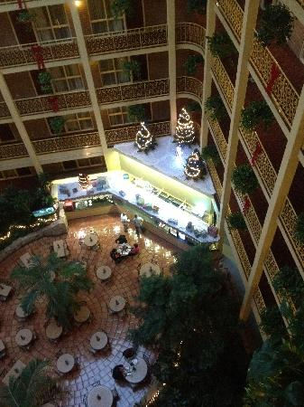 Embassy Suites by Hilton Denver Stapleton : Thanksgiving Day, Christmas deco