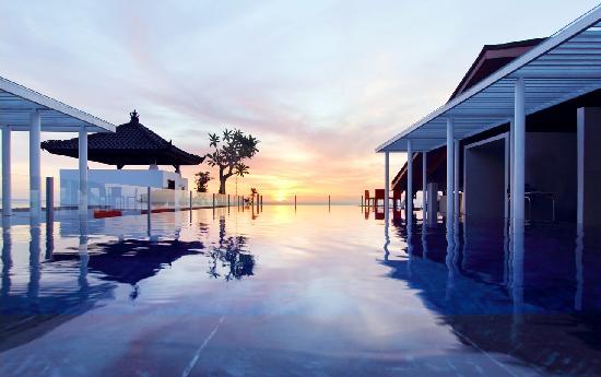 rooftop swimming pool picture of best western kuta beach kuta rh tripadvisor com sg