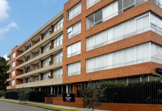 Hotel Club House Bogota : Club House Bogota