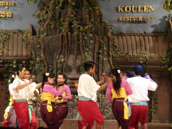 Koulen Restaurant: the show