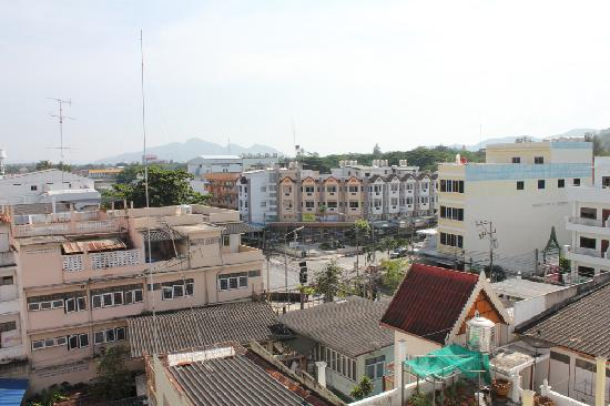 Baan Manthana Hotel: View from Manthana
