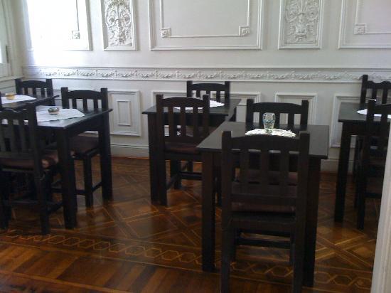 Tanguera Hostel: ideal !!
