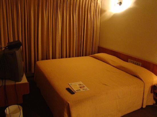 Hotel das Americas: Room