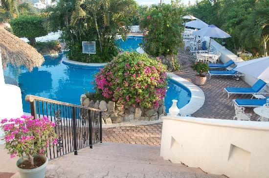 Hotel Villas Los Angeles: VLA Pool