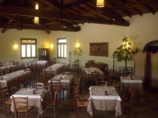 Casale dell'Asco Ristorante : sala ristorante