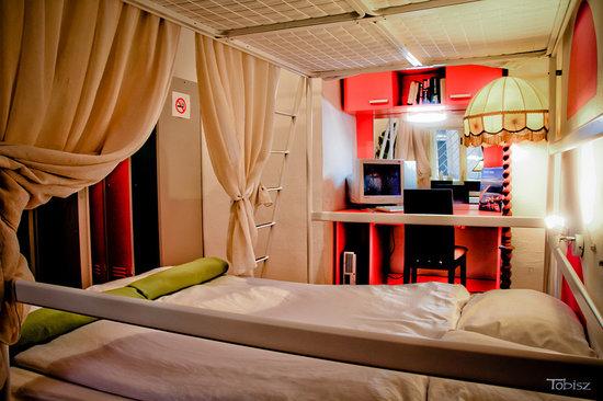 布達佩斯中心旅館照片