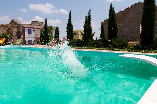 Masseria Sant'Agapito: splash