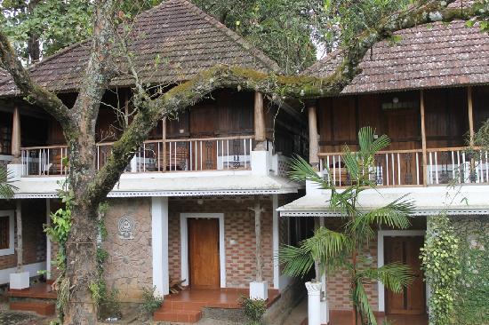 Hotel Ambadi : Cottage