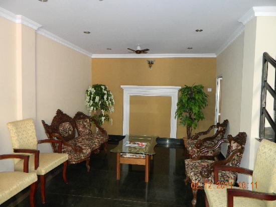 Casa de Cajino: Lobby