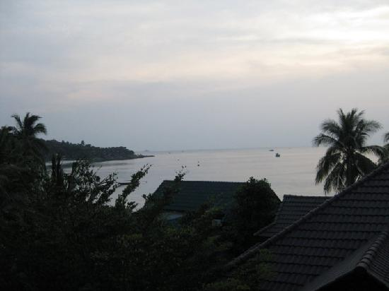 Haad Yao Bayview Resort & Spa: the spectacular view from the room