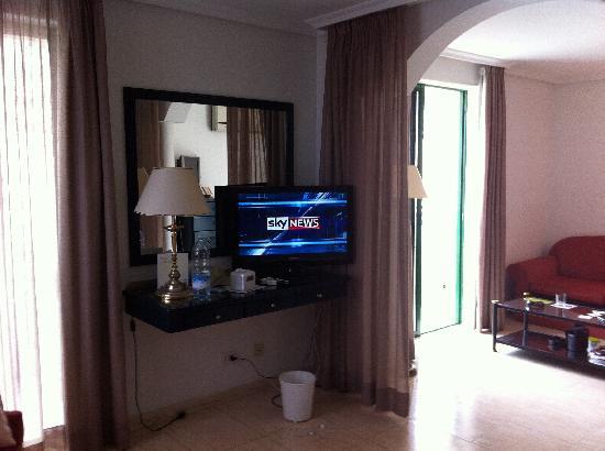 H10 Tenerife Playa : Junior suite.