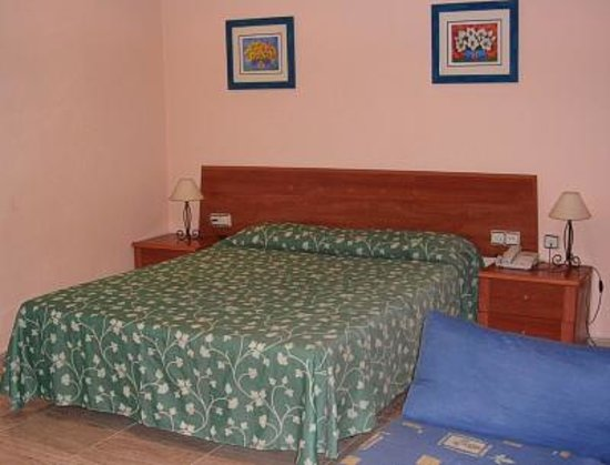 Hostal Andres: suit