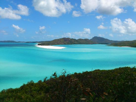 Whitsunday Island Hill Inlet lookout