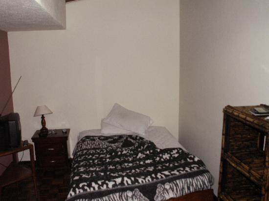 Hostal Tutamanda: bedroom