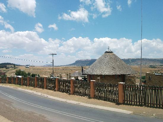 Maseru, Lesotho: Thaba-Bosiu Visitor Information Centre