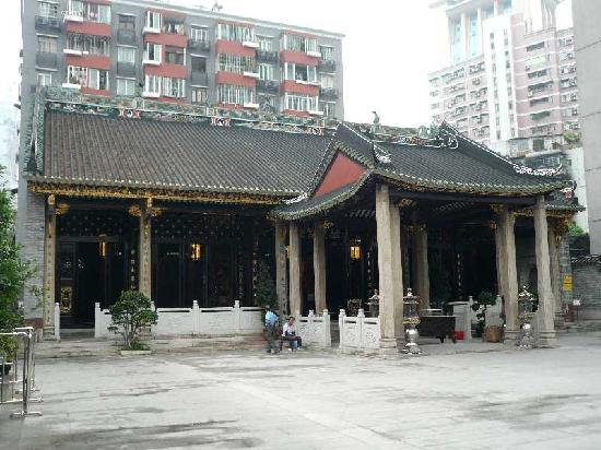 本殿(城隍宝殿) - Picture of Guangzhou City God Temple