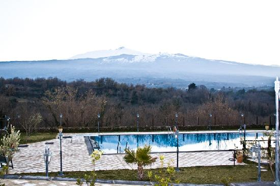 Agriturismo San Marco: piscina