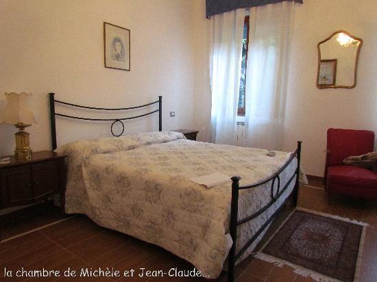 Hotel Rossi: Chambre 1 de l'appartement