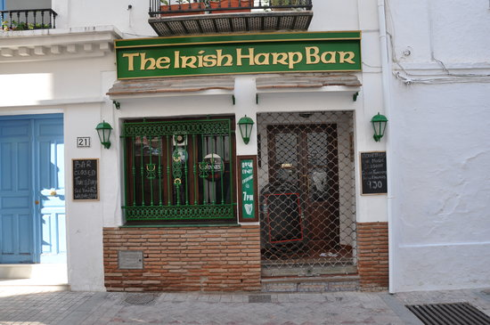 Irish Harp Bar