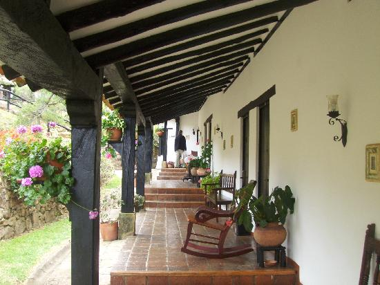 Hospederia Duruelo : Im Inneren des Hotels