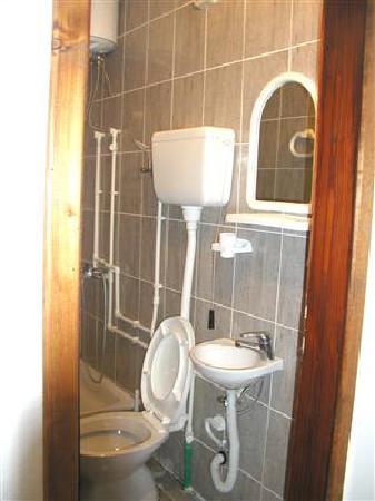 Vila Zada : Bad room