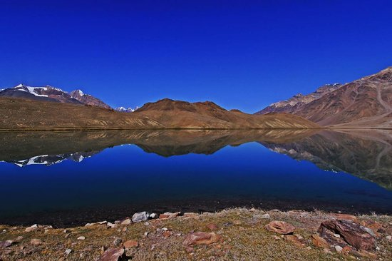 Chandertal Lake: chandertal