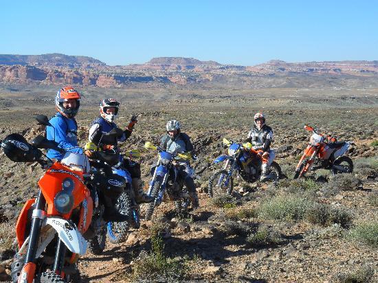 Utah Motorcycle Tours