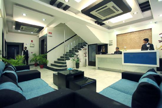 Hotel Saar Inn: Reception