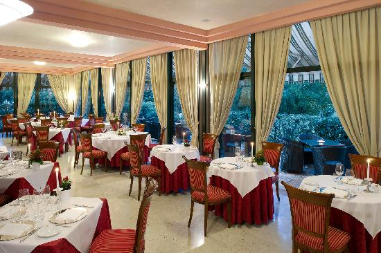 Villa Pace Park Hotel Bolognese: Restaurant