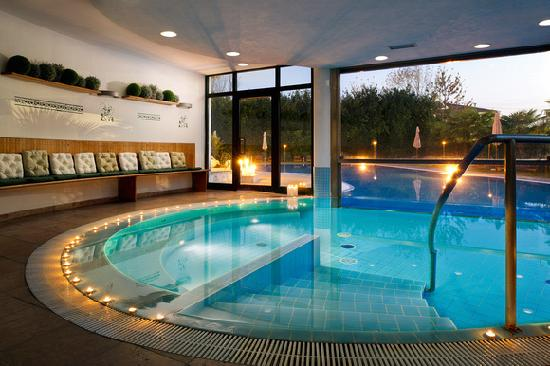Villa Pace Park Hotel Bolognese: Swimming-pool