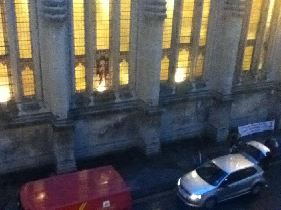 St Christopher's Inn Bath: The view. This is Bath, after all