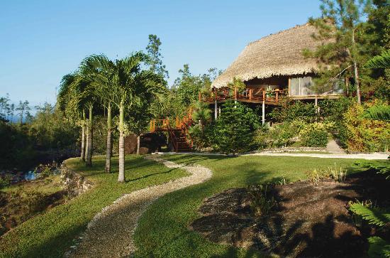 Blancaneaux Lodge: The Coppola Villa
