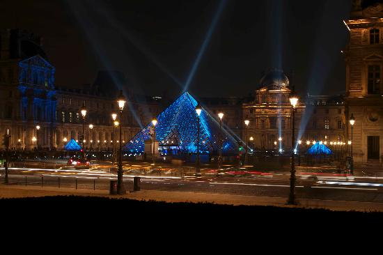Better Travel Photos : The Louvre