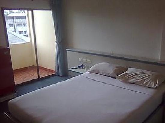 Rayong President Hotel: ダブルルーム