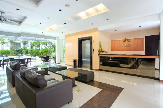 Umalas Hotel and Residence: Lobby Area