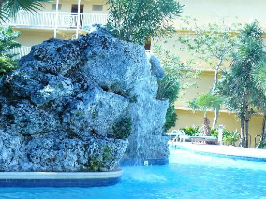 تريجر أيلاند ريزورت: Nice pool
